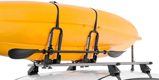 Folding J Style Kayak Carrier - Rhino-Rack