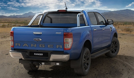 Ford Ranger XLT Features