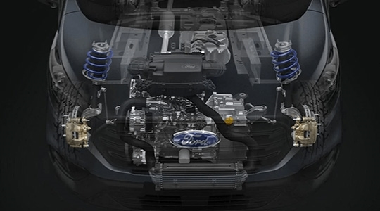 Advanced 2.0L EcoBlue Engine