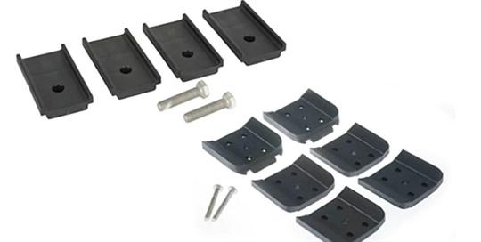 Carry Bar Spacer Kit - Heavy Duty Bars - FLA