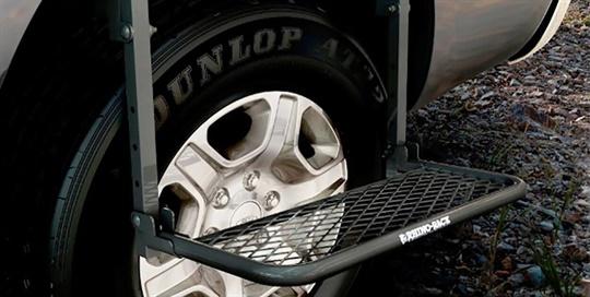Rhino-Rack wheel step