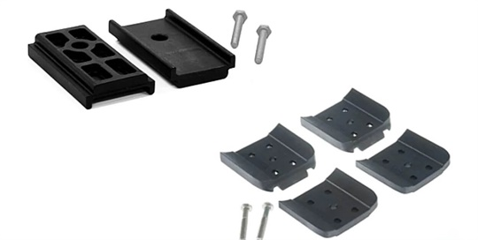 Carry Bar Spacer Kit