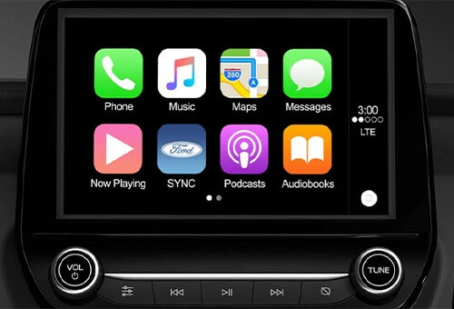 Apple CarPlay™ & Android Auto™