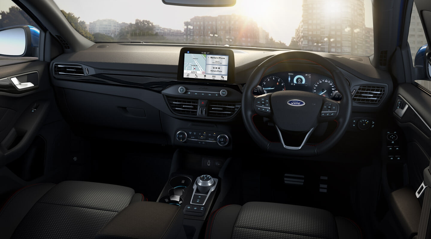 Ford Focus Comfort and Convenience