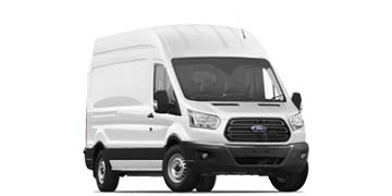 Ford Transit 350L LWB Van – High Roof