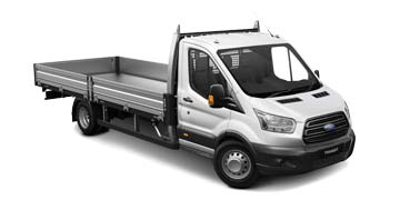 Ford Transit 470E Single Cab Chassis