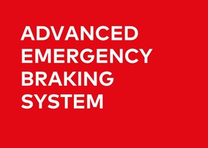 Advanced Emergency Braking System