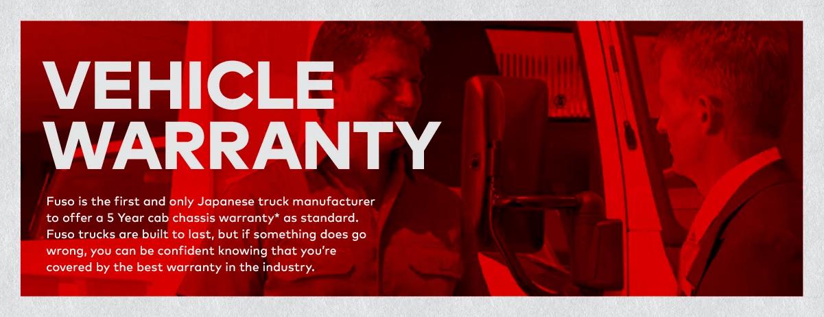 Fuso Warranty
