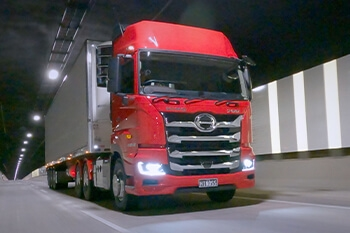 Greater driver safety is needed for the transport industry Image