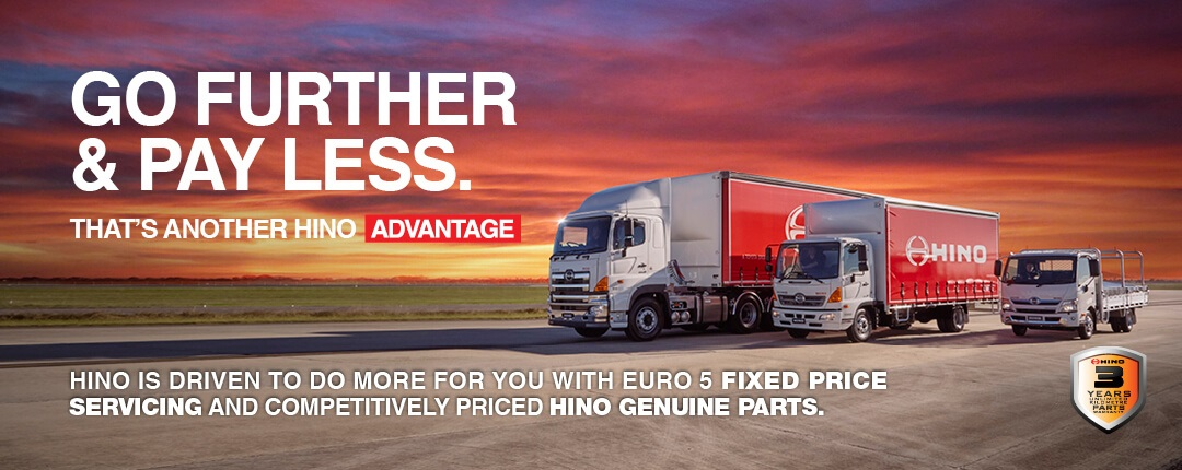 Go Further & Pay Less with Bunbury Trucks