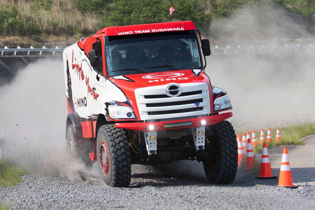 Dakar Truck 2019 1