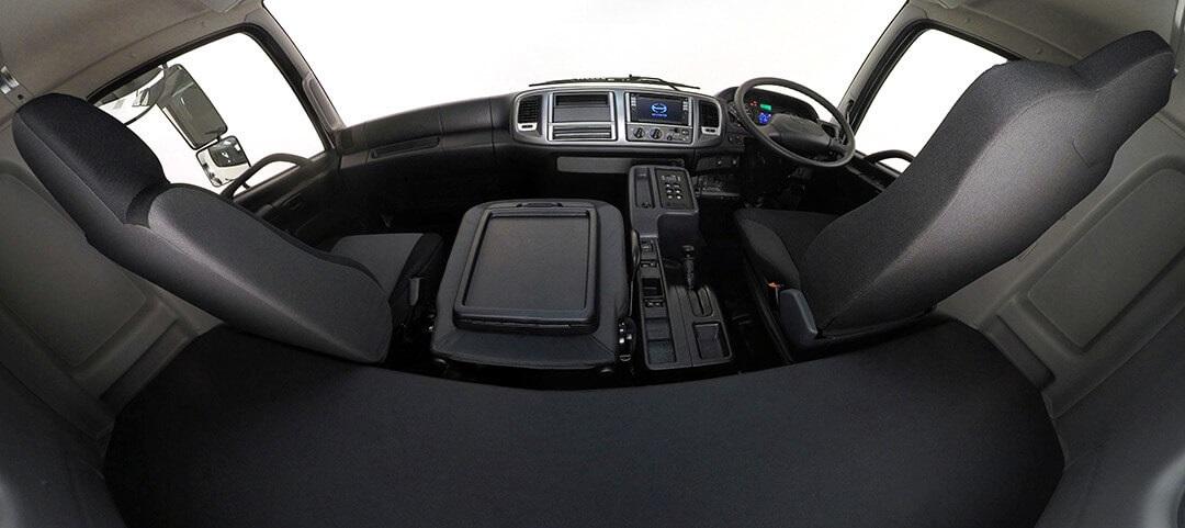 Hino 500 Series Interior