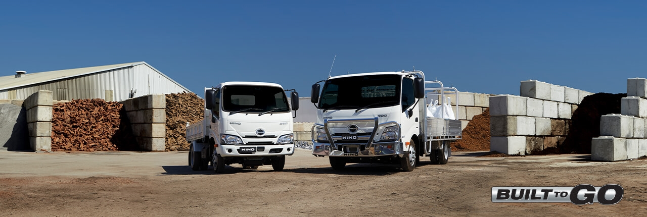 Hino Built to Go