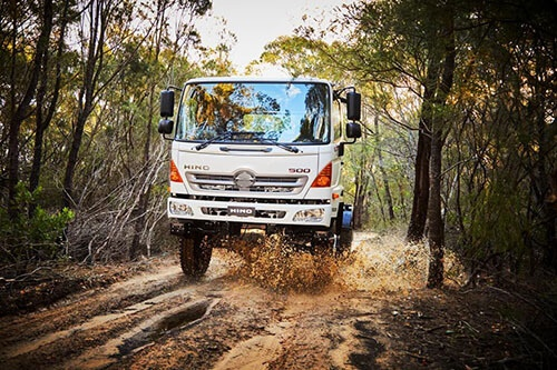 The new Hino 500 Series GT 1528 has more power and torque, higher axle capacities, larger GVM and an increased payload.