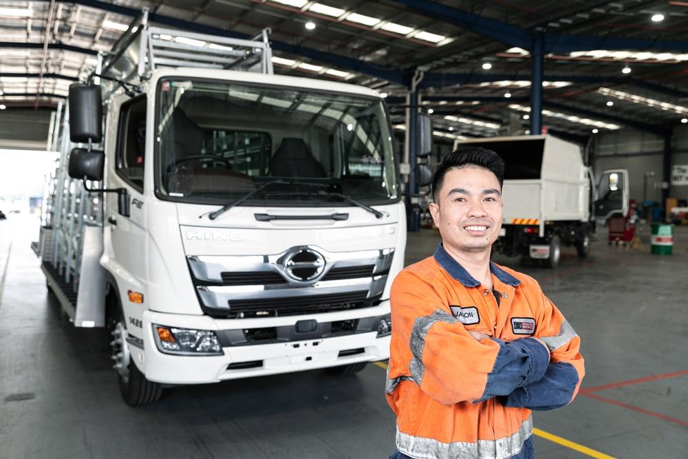 Hino Australia recruitment