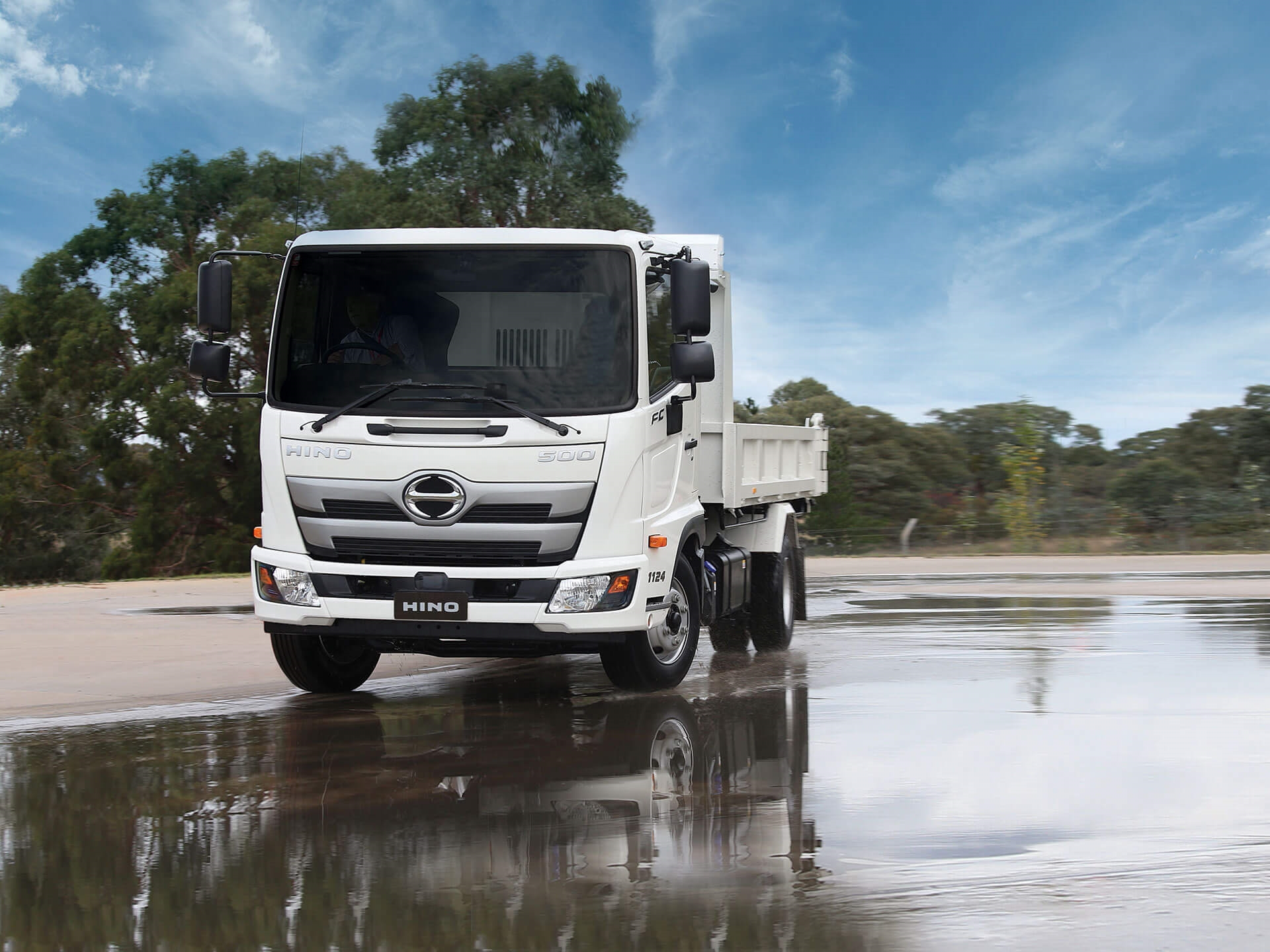 Hino Australia has further expanded its range of Built to Go (BTG) trucks with the introduction of the new Tipper Pro variants in both the popular 300 Series and 500 Series model range