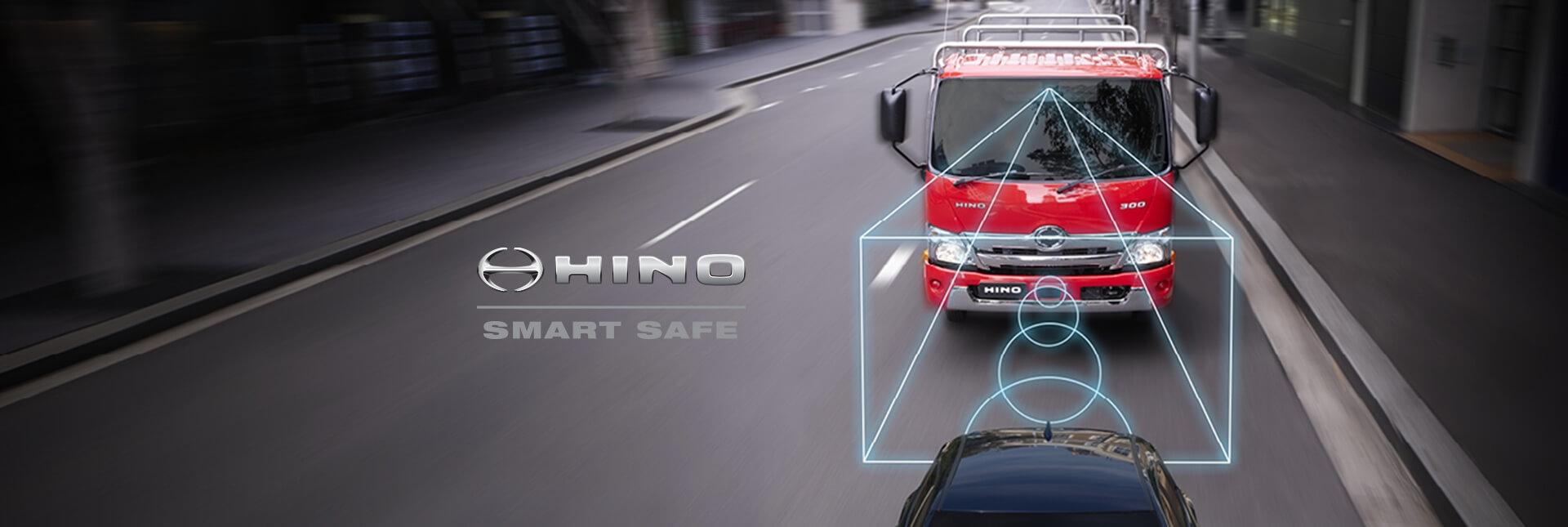 Hino SmartSafe