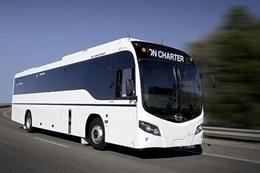 Hino Bus from Pacific Hino