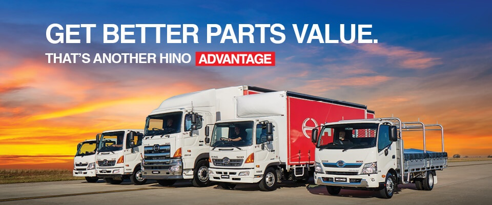 No One Knows Your Hino Better Than We Do At City Hino