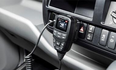 UHF-CB Radio
