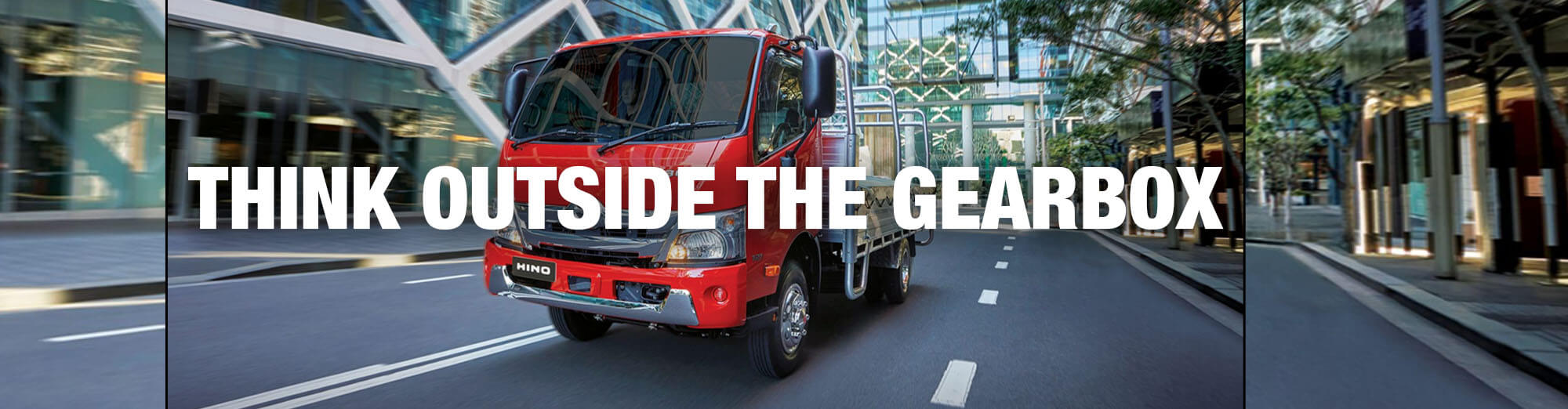 Think outside the gearbox - the future of trucking is automatic