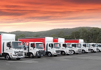 Finance from Newcastle Hino