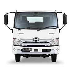 300 light duty truck from Pacific Hino>