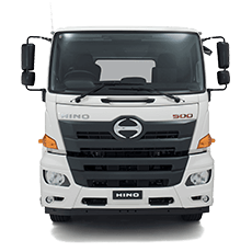 500 medium duty truck from Adtrans Hino>
