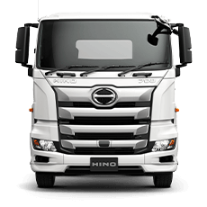 700 heavy duty truck from Adtrans Hino>
