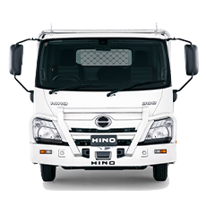 Built to Go truck from Adtrans Hino