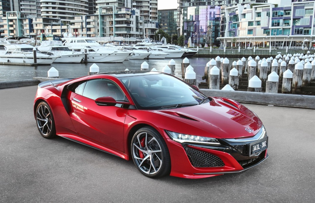 After The Success Of 2016 With Arrival All New Honda Civic Sedan And Flagship NSX Hybrid Supercar Australia Is Aiming To Eclipse Its