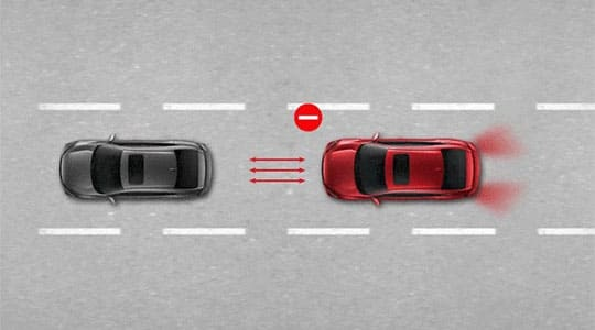 Collision Mitigation Braking Control