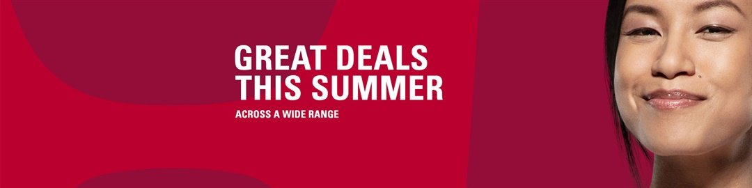 Great Deals This Summer