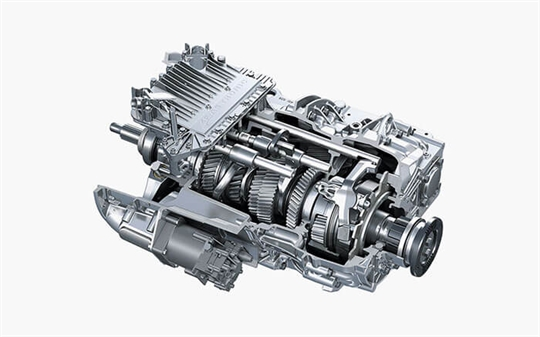 ZF 12-speed AMT (Automated Manual Transmission)