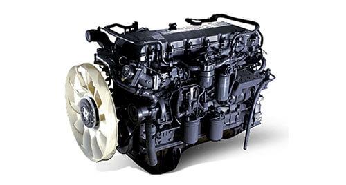 Xcient Powertec engine