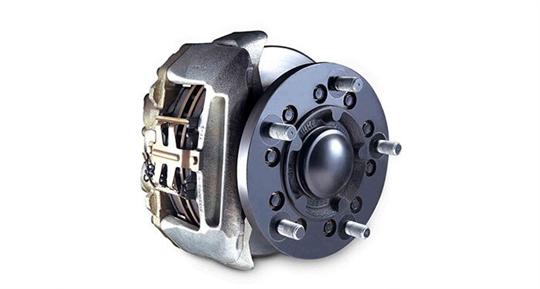 Four Wheel Disk Brakes