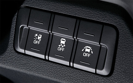 Vehicle Dynamic Control (VDC)