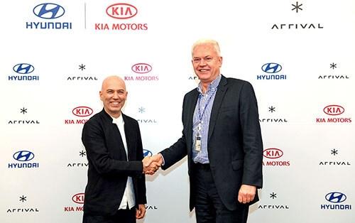 Hyundai and Kia Make Strategic Investment