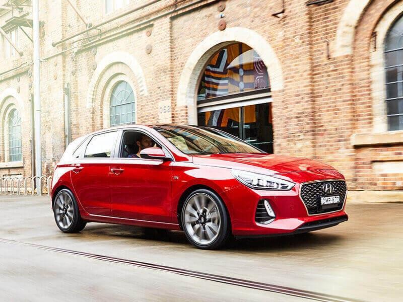 Hyundai I30 Sr Powers To A Drive Car News At Wild West Hyundai