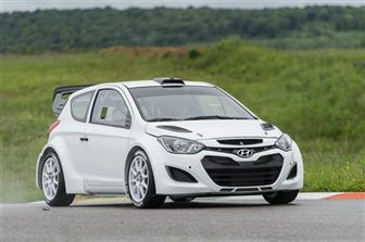 Hyundai I20 Wrc Makes Positive News At Coffs Harbour
