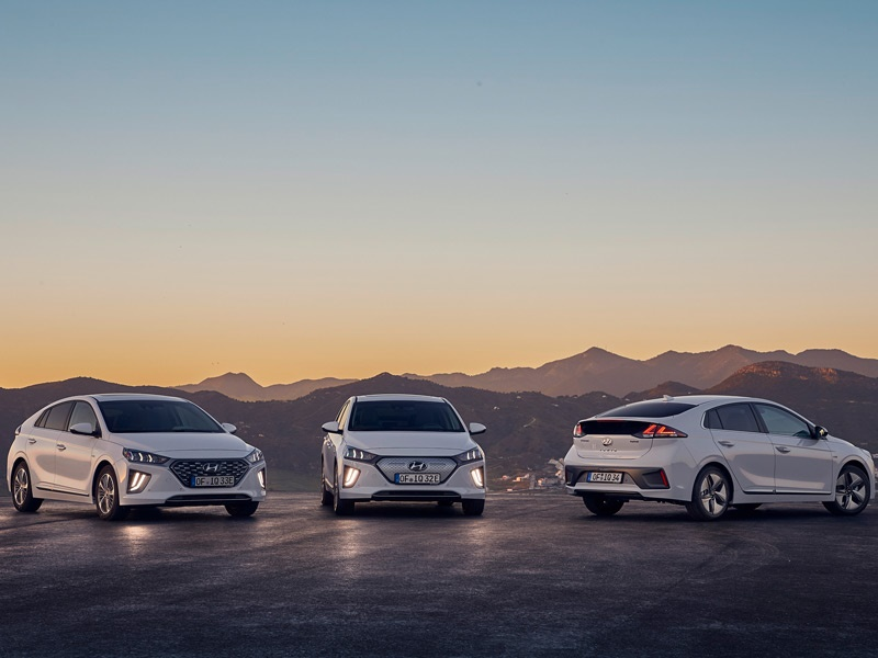 New IONIQ: Hyundai's revolutionary     | News at Coffs