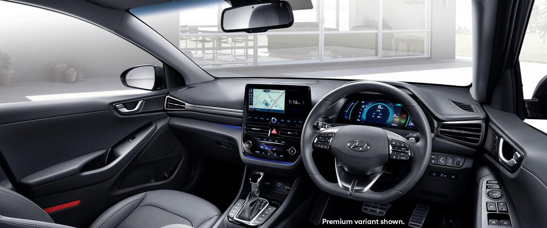 Hyundai IONIQ Plug-In Hybrid Interior