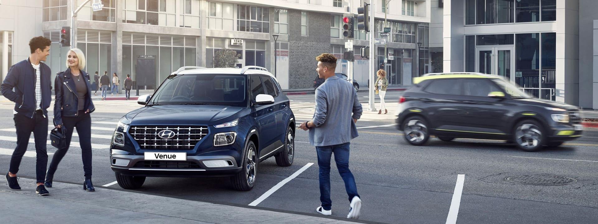 Hyundai Venue Exterior