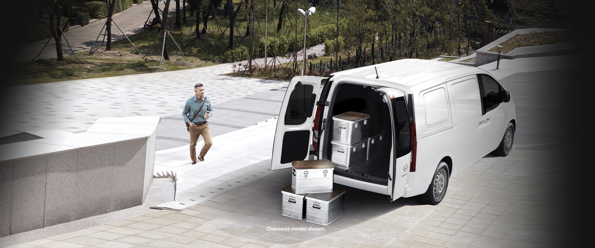 Hyundai Staria-Load