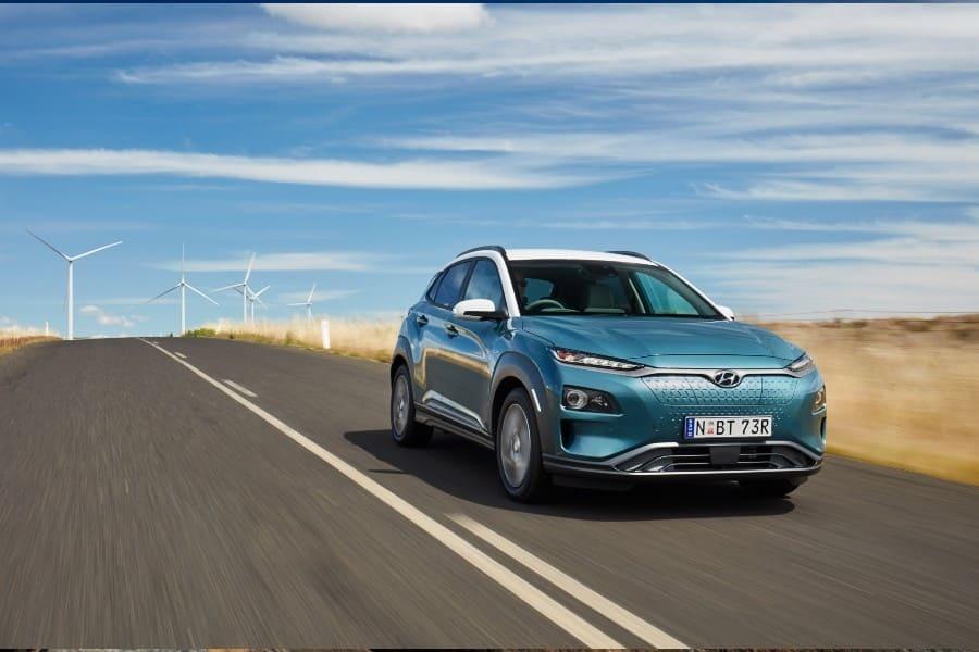 Kona wins 2020 Drive Small SUV of the Year.
