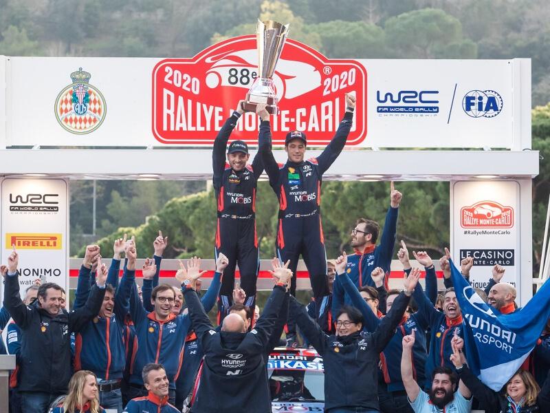WRC Rallye Monte-Carlo