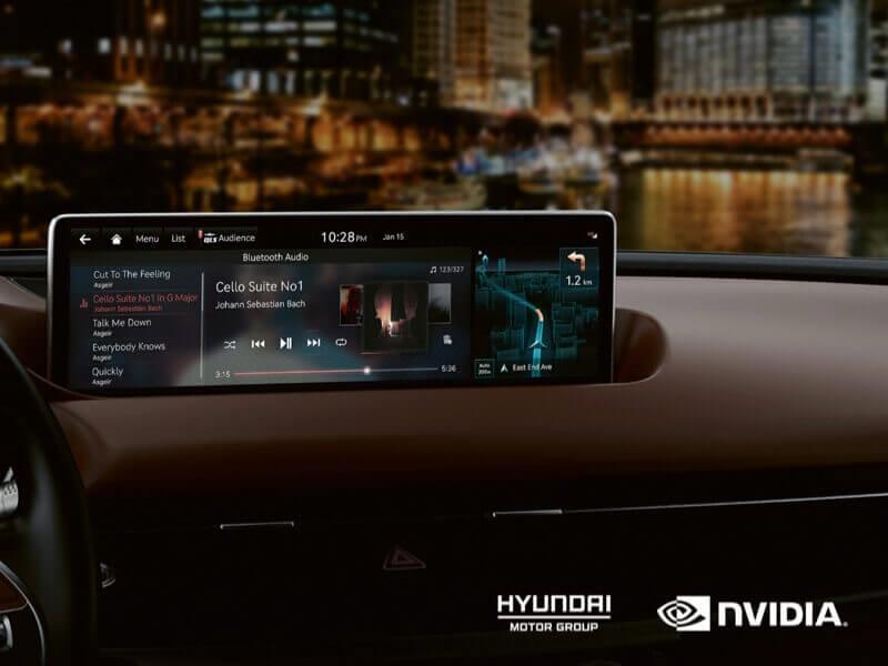 Hyundai Motor Group and NVIDIA