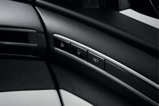Integrated Memory System (IMS) – Driver's seat.
