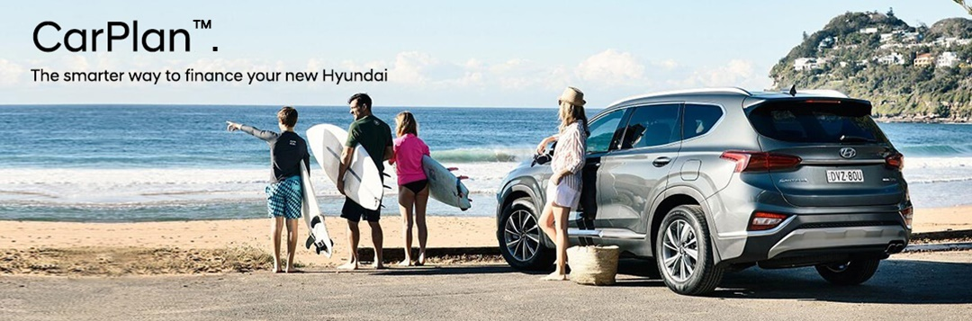 CarPlan™. from Mackay Hyundai