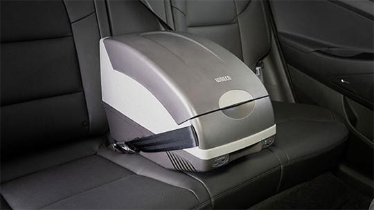 Portable cooler - (12 volt 15 litre).